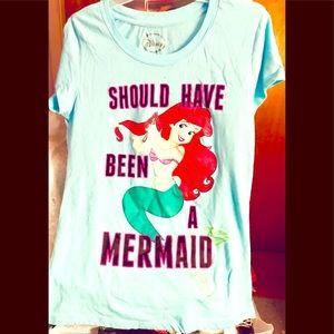 Mermaid Lounge Tee